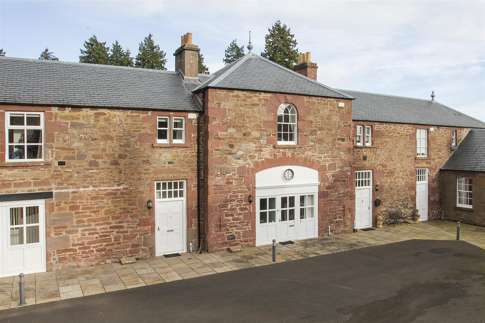 The Clock House, 9 Arthurstone House, Meigle, Meigle, PH12 8QW, UK